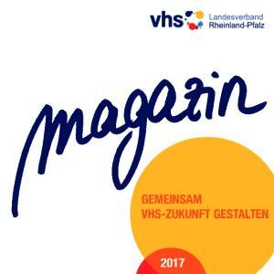 GEMEINSAM VHS-ZUKUNFT GESTALTEN