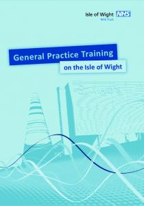 General Practice Training on the Isle of Wight