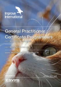 General Practitioner Certificate Programmes