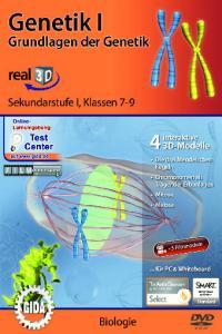 Genetik I Grundlagen der Genetik real3d