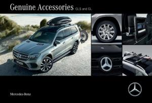 Genuine Accessories GLS and GL