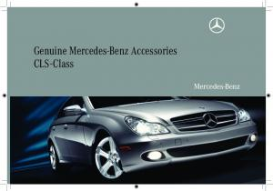 Genuine Mercedes-Benz Accessories CLS-Class