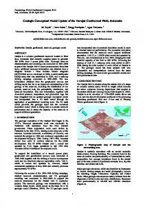 Geologic Conceptual Model Update of the Darajat Geothermal Field, Indonesia