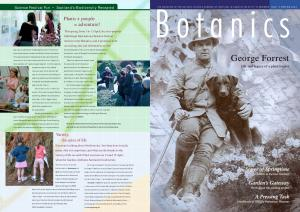 George Forrest Life and legacy of a plant hunter