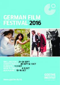 GERMAN FILM FESTIVAL 2016