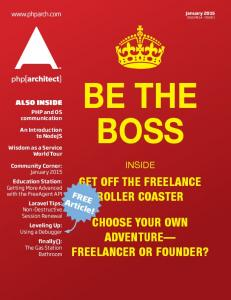 GET OFF THE FREELANCE