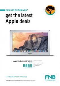 get the latest Apple deals