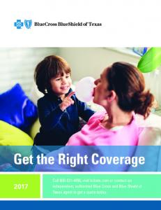 Get the Right Coverage