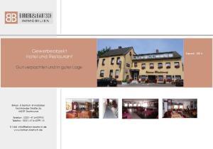 Gewerbeobjekt Hotel und Restaurant