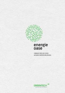 Gewinne erzielen durch autarke Energieversorgung