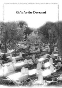 Gifts for the Deceased