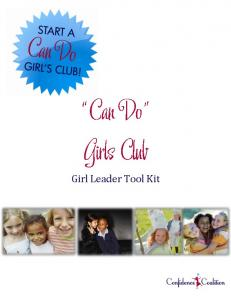 Girl Leader Tool Kit 1