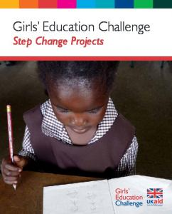 Girls Education Challenge Step Change Projects