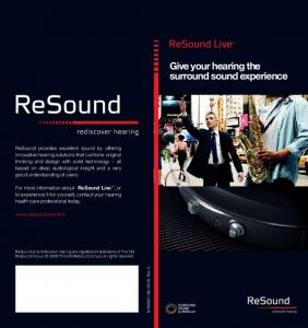 Give your hearing the surround sound experience