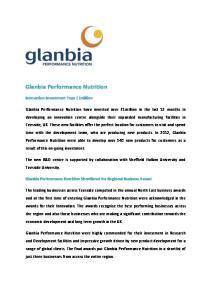 Glanbia Performance Nutrition