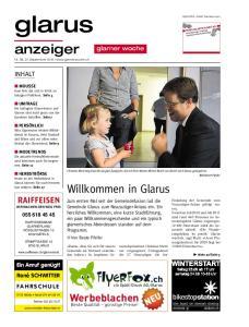 glarner woche Willkommen in Glarus