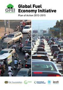 Global Fuel Economy Initiative