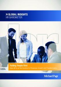 GLOBAL INSIGHTS HR BAROMETER