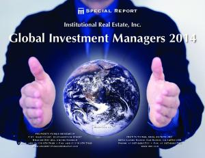 Global Investment Managers 2014