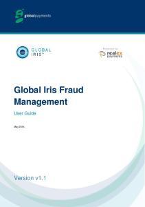 Global Iris Fraud Management
