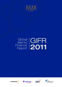 Global Islamic Finance Report GIFR 2011