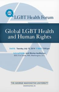 Global LGBT Health and Human Rights