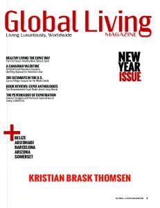 Global Living. Living Luxuriously, Worldwide. Abu dhabi. somerset
