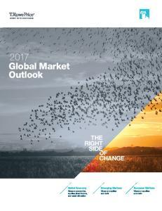 Global Market Outlook