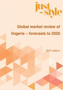Global market review of lingerie forecasts to edition
