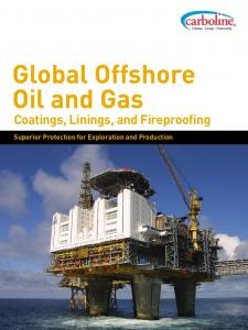 Global Offshore Oil and Gas