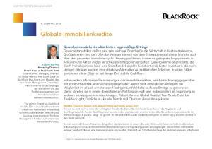 Globale Immobilienkredite