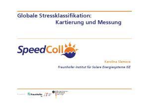 Globale Stressklassifikation: Kartierung und Messung
