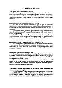 GLOSARIO DE TERMINOS