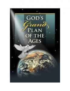 God s Grand Plan of the Ages