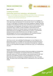 Goededag Amsterdam: MeinFernbus startet erste Verbindung in die Niederlande!