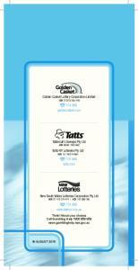 Golden Casket Lottery Corporation Limited ABN