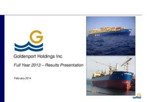 Goldenport Holdings Inc