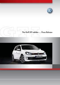 Golf GTI adidas Image Portfolio