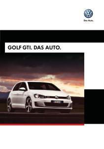 Golf GTI Image Portfolio