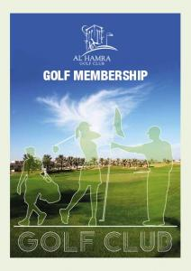GOLF MEMBERSHIP GOLF CLUB