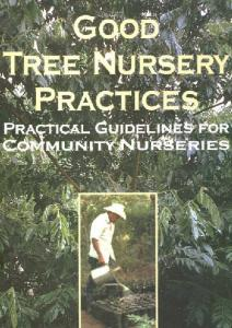 Good Tree Nursery Practices