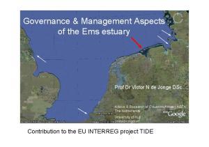 Governance & Management Aspects of the Ems estuary
