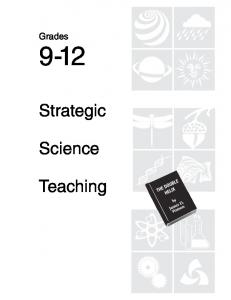 Grades Strategic. Science. Teaching