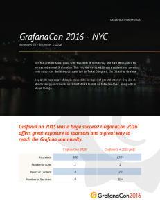GrafanaCon NYC
