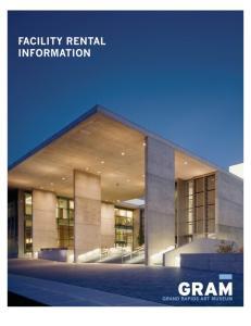 GRAM Wedding Ceremony & Reception Package. GRAM Wedding Ceremony Package. GRAM Indoor Reception Package