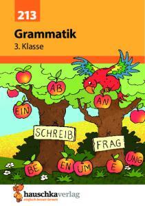 Grammatik 3. Klasse. Grammatik. 3. Klasse