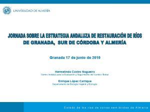 Granada 17 de junio de 2010