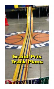 Grand Prix Track Plans