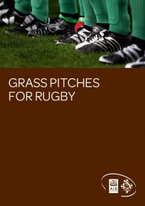 GRASS PITCHES FOR RUGBY