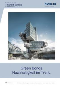 Green Bonds Nachhaltigkeit im Trend